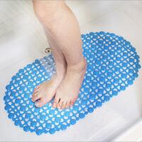 普润 卫生间地垫吸盘防滑垫浴室垫洗澡间垫PVC防滑垫 款式颜色随机