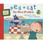 【预订】Peg + Cat: The Pizza Problem 9780763675592