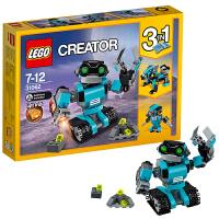 [当当自营]LEGO 乐高 Creator创意百变系列 机器人探险家 积木拼插儿童益智玩具31062