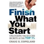 【预订】Finish What You Start