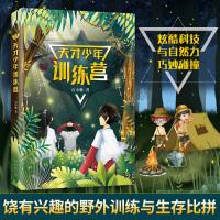 正版 天才少年训练营 石小琳 著 儿童文学励志长篇小说书籍爱心树在竞争与合作中激发孩子的成长能量让孩子收获温暖友情勇敢