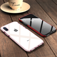 苹果X手机壳新款XsMax高档8plus全包防摔7plus潮牌女款个性iPhone x硅胶套软7p创意男8网红ipon