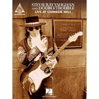 【预订】Stevie Ray Vaughan and Double Trouble - Live at Carnegi