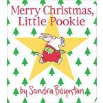 【预订】Merry Christmas, Little Pookie 9781534437241