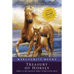 【预订】Marguerite Henry Treasury of Horses 9781416939542