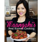 【预订】Maangchi's Real Korean Cooking: Authentic Dishes for th