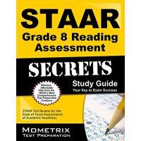 【预订】STAAR Grade 8 Reading Assessment Secrets: STAAR Test Rev
