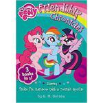 【预订】The Friendship Chronicles: Starring Twilight Sparkle, P