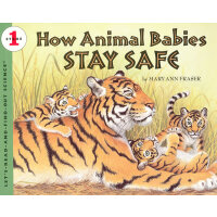 How Animal Babies Stay Safe (Let's Read and Find Out) 自然科学启