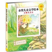 小草大力士 金奖儿童文学绘本,鲁克,21世纪出版社,9787539170299