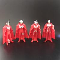 雷欧奥特曼戒指变身器玩具可动人偶雷欧兄弟阿斯特拉软胶超人披风