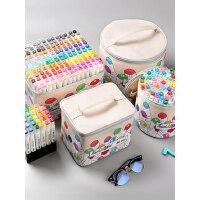 马克笔套装touch正品学生双头初学者80色手绘画水彩笔动漫60色油性彩色48色儿童马克笔1000色全套美术生专用