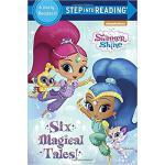 【预订】Six Magical Tales! (Shimmer and Shine) 9781524772789