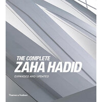 The Complete Zaha Hadid (Expanded and Updated) 扎哈哈迪作品全集 全新改版