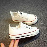 儿童帆布鞋男童女童宝宝软底布鞋1-2岁3夏款2019夏季新款百搭