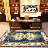 欧式地毯客厅沙发茶几卧室床边毯榻榻米防滑满铺小沙发北欧风毛毯y