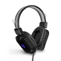 电脑电竞耳机头戴式游戏7.1声道绝地求生吃鸡听声辩位穿越火线cf/LOL专用有线usb接口耳麦重低音台式带麦克风