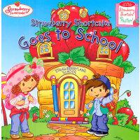 Strawberry Shortcake Goes to School 草莓妹妹去上学 9780448431888