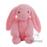 兔子毛绒玩具邦尼垂耳兔小布娃娃公仔玩偶女可爱萌超软睡觉抱女孩