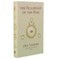 现货 英文原版 The Fellowship of the Ring 指环王精装 第一册