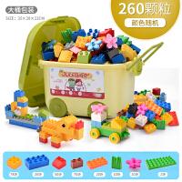 兼容乐高积木男孩子3-6周岁大颗粒拼装玩具儿童女孩1-2岁启蒙