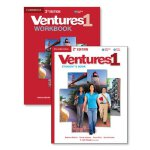 【预订】Ventures Level 1 Value Pack (Student's Book with Audio