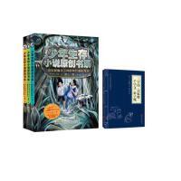 少年生存小说原创书系 迷失断裂谷全套3册儿童文学冒险探险书野外探险生存技巧书籍自然探险动物文学小学生三-五年级课外读物