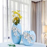 现代简约餐桌装饰品花瓶客厅软装工艺品创意电视柜酒柜欧式摆件礼