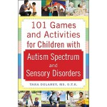 【预订】101 Games and Activities for Children with Autism, Aspe