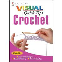 【预订】Crochet Visual Quick Tips