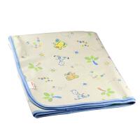 【当当自营】miniPOKO 婴幼儿竹纤维尿垫(双面加厚大号蓝色)