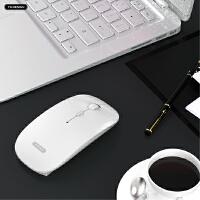 可充电无线鼠标静音无声锂电池2.4G男女生超薄便携电脑办公台式笔记本游戏光电 无线静音