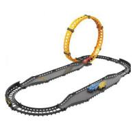 儿童充电拼装遥控轨道子玩具男孩风火轮赛车