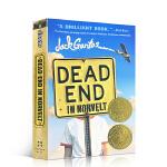 顺丰发货 诺维特小镇的尽头 英文原版 Dead End in Norvelt 2012年纽伯瑞金奖作品 儿童文学 历史