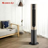 格力取暖器家用冷暖�捎秒��L扇大面�e塔式�暖�膺b控�能�o音暖�L�C