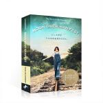 顺丰发货 英文原版进口小说 Moon Over Manifest 阿比琳的夏天 纽伯瑞儿童文学金奖小说 纽约时报畅销书