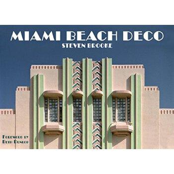 【预订】Miami Beach Deco 美国库房发货,通常付款后3-5周到货!