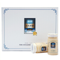 [当当自营] 北大荒 东北�\蜂 椴树冰天雪蜜纯蜂蜜礼盒1520g