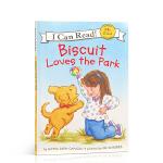顺丰包邮 英文原版进口 小饼干系列 My First I Can Read Biscuit Loves the Par