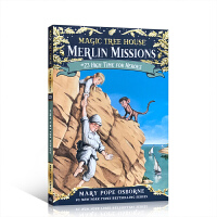 英文原版 Magic Tree House(Merlin Mission 23):High Time for Hero