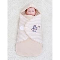 睡袋宝宝包被棉婴儿抱被冬季厚用品秋冬外出初生