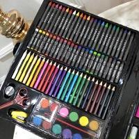 150件儿童画笔套装水彩笔美术用品绘画工具箱小画笔礼盒 150件画笔