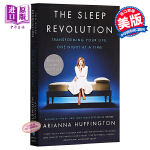 睡眠革命 英文原版 The Sleep Revolution Arianna Huffington Random Ho