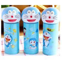 日照鑫 包邮 创意哆啦a梦叮当猫儿童不锈钢保温杯 学生女士办公便携水杯保温瓶(一个装)