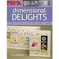【预订】Dimensional Delights- Print on Demand Edition 978157120