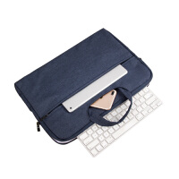 华硕联想小米笔记本电脑包男15.6英寸手提14女神舟战神内胆包macbookpro戴尔13.3男袋1