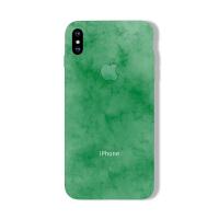 iphone8PLUS手机壳7P涂鸦6S创意磨砂XR苹果X简约XS MAX硅胶全包套