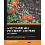 【预订】Jquery Mobile Web Development Essentials, Second Editio