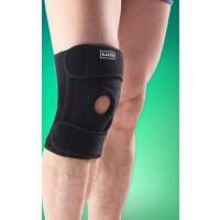 新款骑行跑步户外足球护膝   专业透气护膝   四弹簧登山运动篮球羽毛球护膝  男女