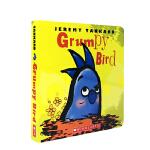英文原版 Grumpy Bird 坏脾气的鸟 纸板书